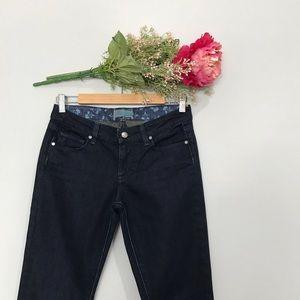 Paige | Skyline Drive Classic Rise Jeans SZ27